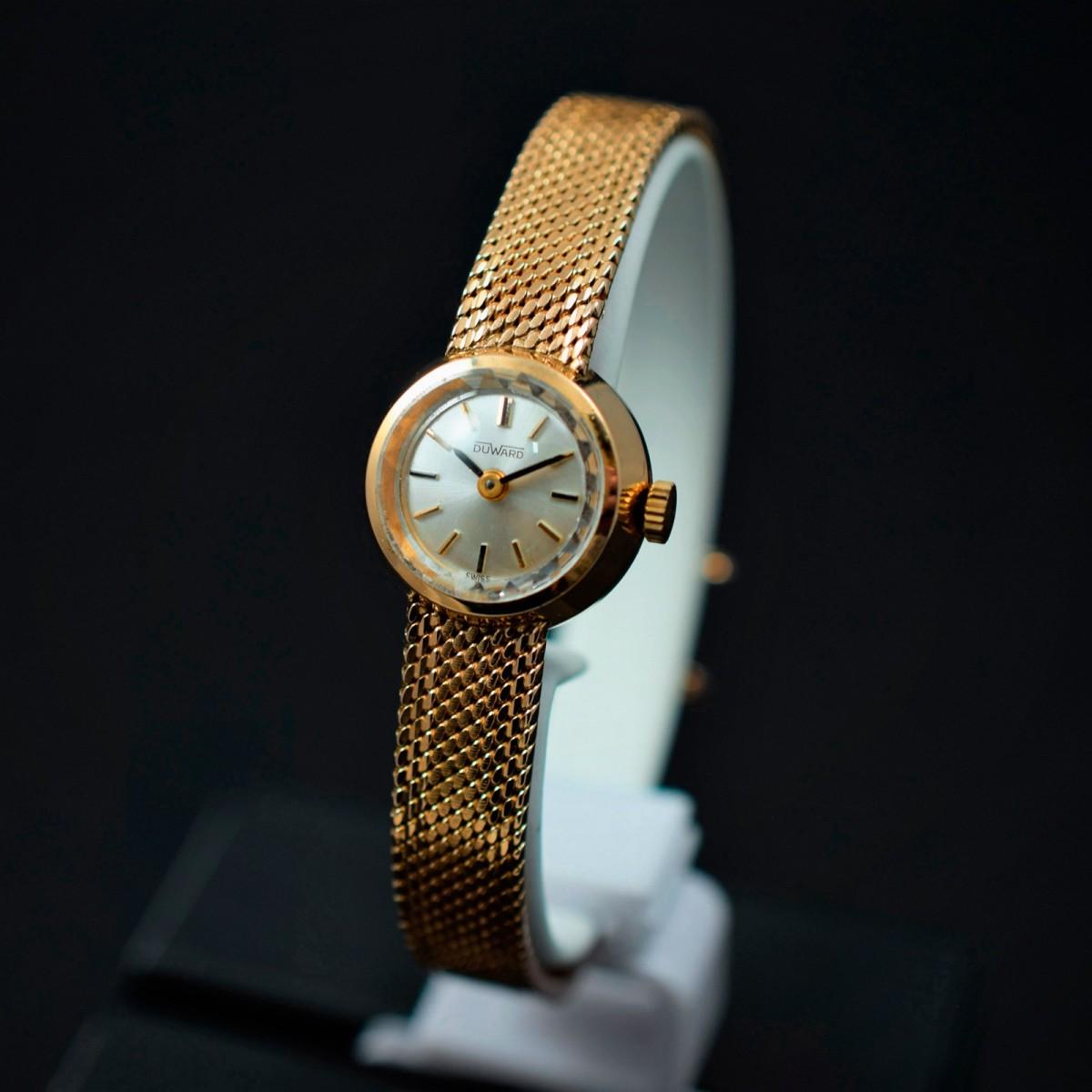 Reloj Duward de Oro 18K