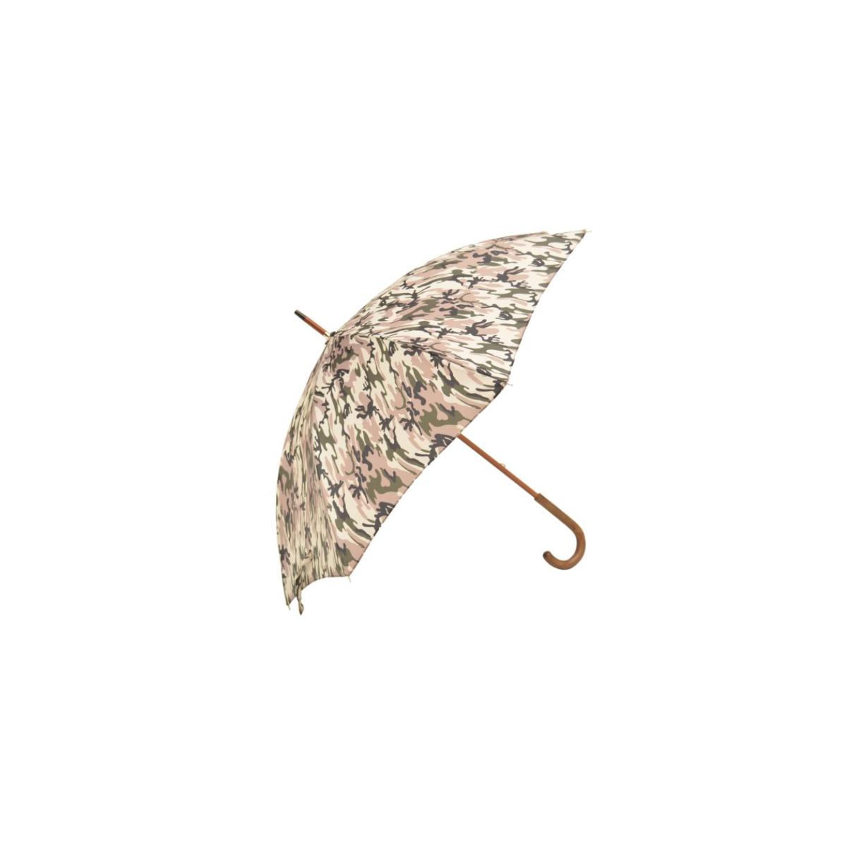 Paraguas estampado camuflaje