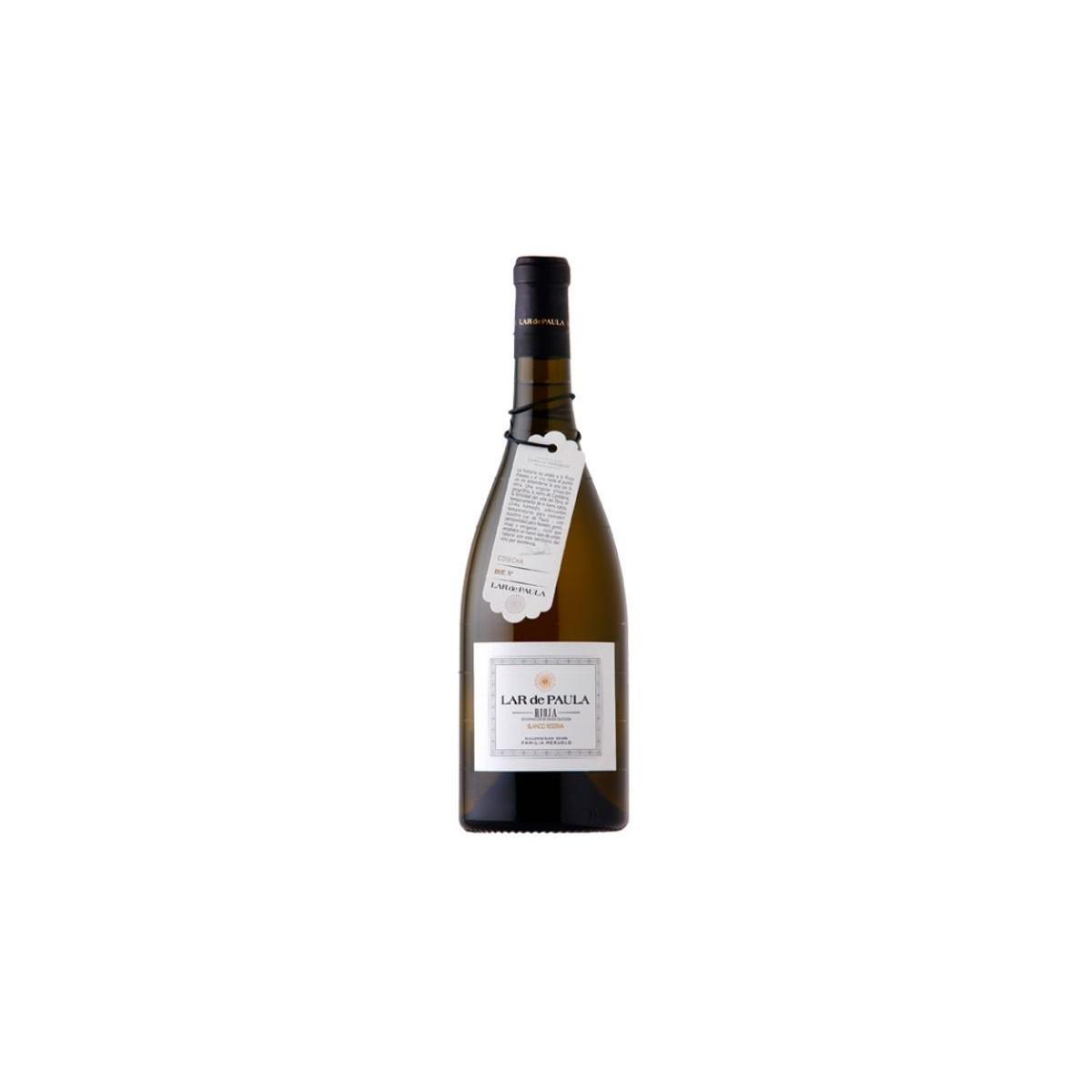 Vino Blanco Lar de Paula Reserva Edición Limitada