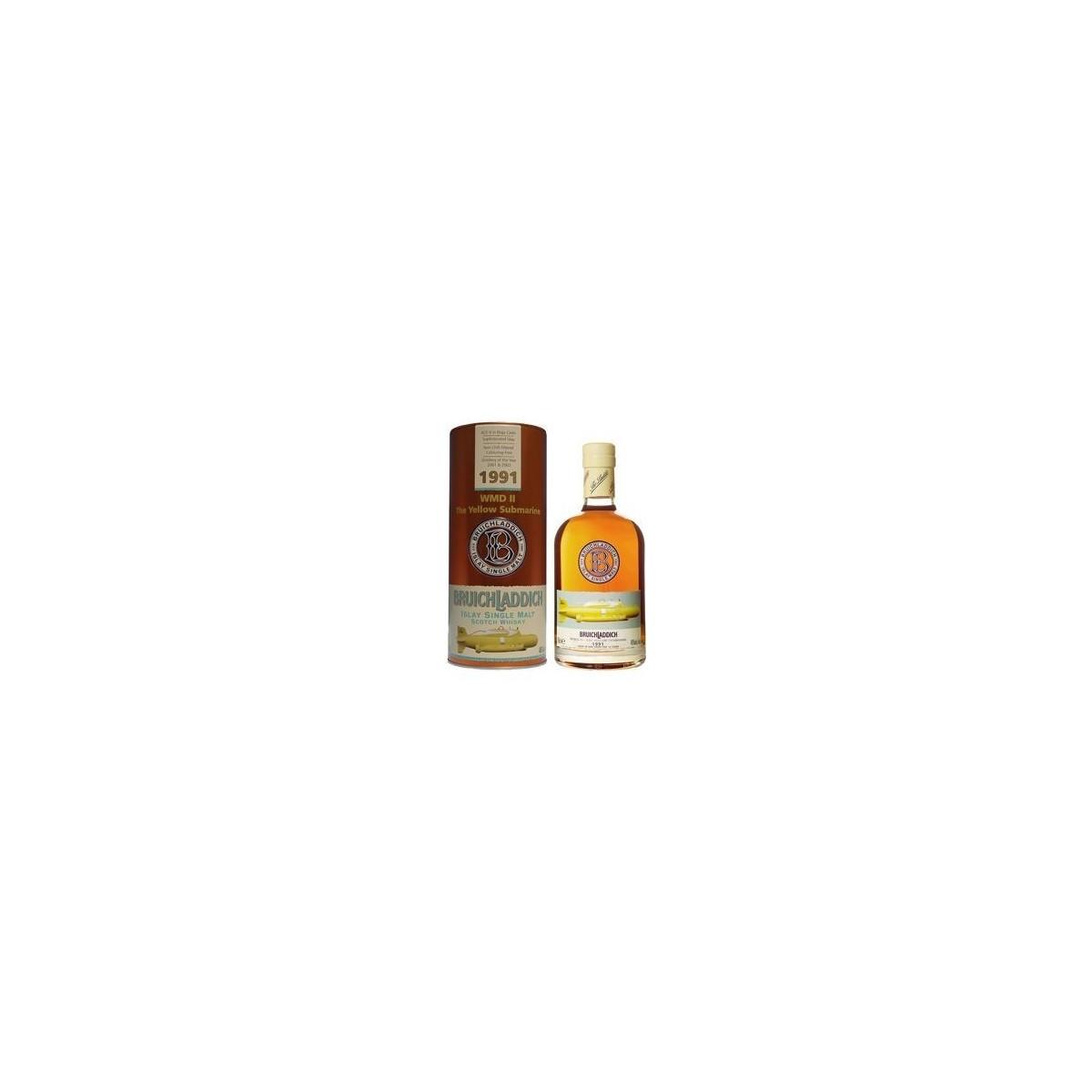Whisky Bruichladdich Wmd Ii